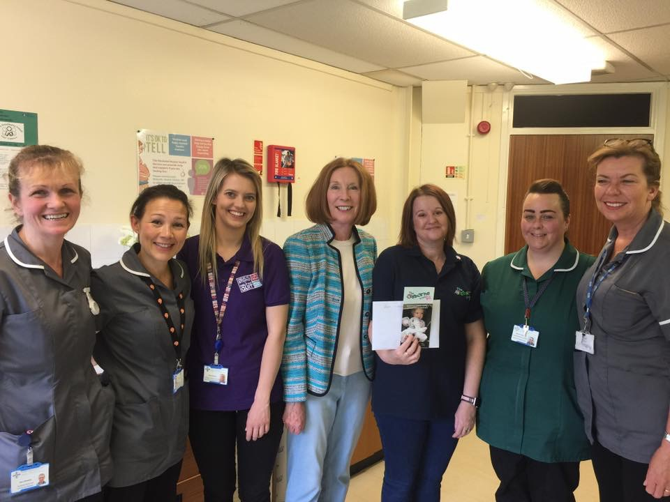 Aberconwy Midwifery Team